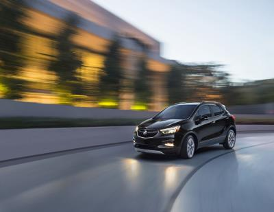 Buick's Global Momentum Builds Throughout First Quarter