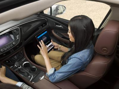Buick Owners Score Free Wi-Fi During Ncaa® March Madness®