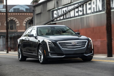 Cadillac Global Sales Up 23.1 Percent Year-To-Date