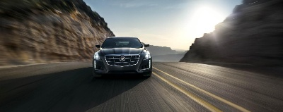 CADILLAC APPLIES ART AND SCIENCE TO CTS ENGINE SOUNDS