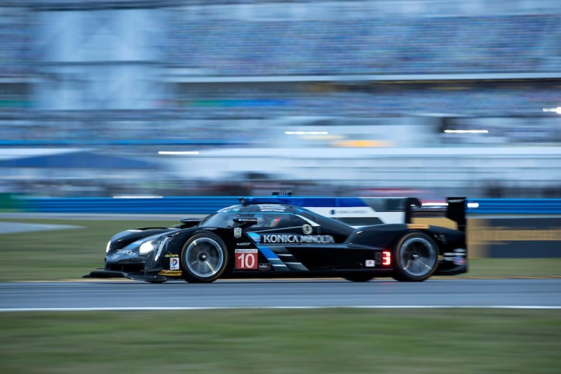 CADILLAC DPI-V.R WINS ROLEX 24 AT DAYTONA