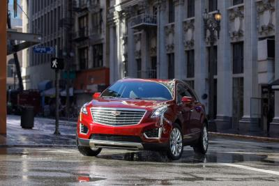 Cadillac Global Sales Rise 15.5 Percent In 2017