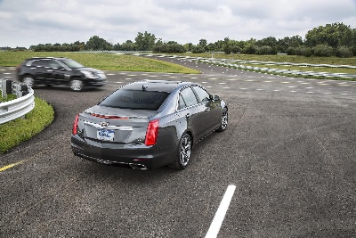 Cadillac to Introduce Advanced 'Intelligent and Connected' Vehicle Technologies on Select 2017 Models