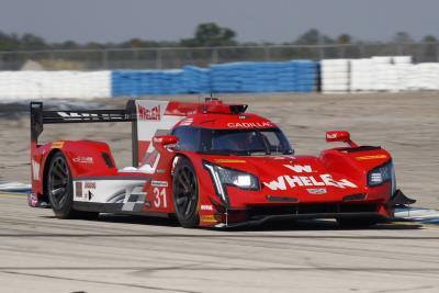 Cadillac Racing Teams Head West To Long Beach