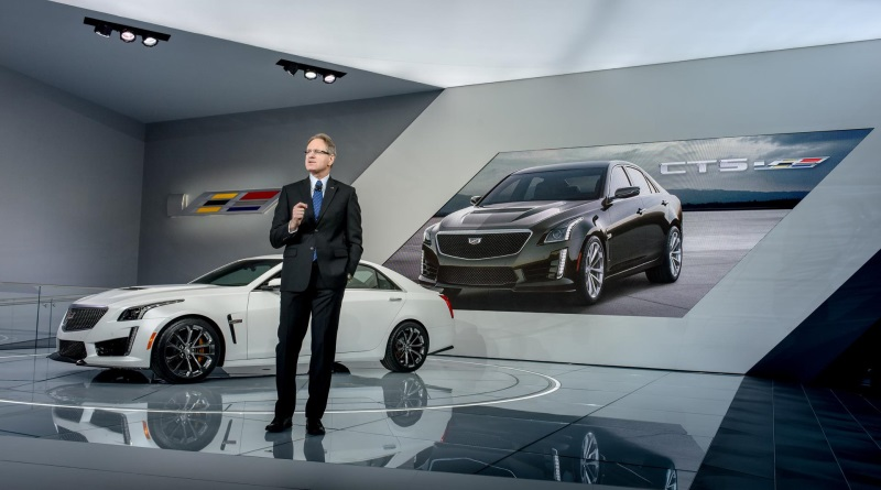 Cadillac Middle East Gears Up for Next-Generation 640-hp Cadillac CTS-V Launch Later This Year