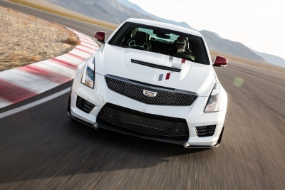 Cadillac Introduces Exclusive V-Series Championship Editions