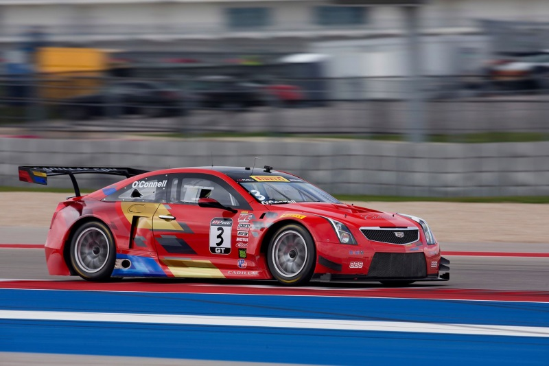 Cadillac Completes Successful Third Chapter In World Challenge GT Racing With Multi-Championship-Winning Team