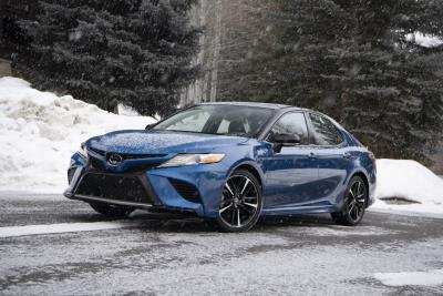 Toyota Gains More Traction On The Road And In The Sedan Segment With The Launch Of Camry And Avalon Awd Models