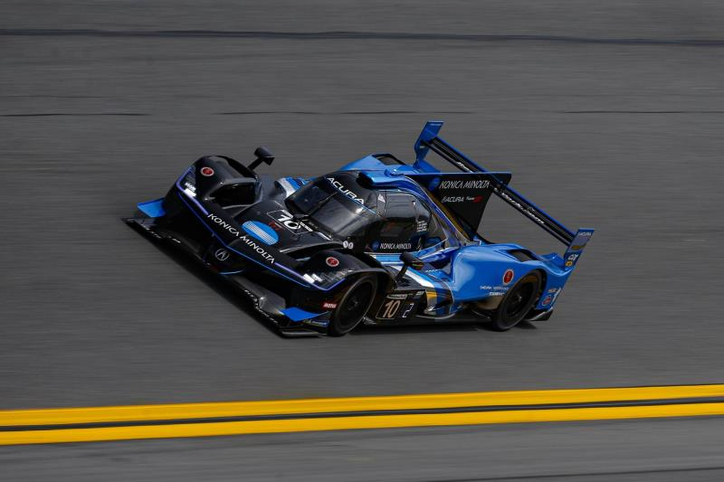 Cameron, Pla lead Acura Effort in Rolex 24 Qualifying Race