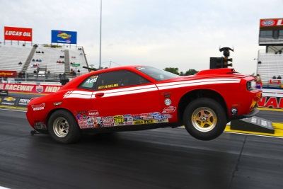 Perfect Capps Drives Mopar Dodge Charger R/T Funny Car To NHRA U.S. Nationals  Runner Up Finish