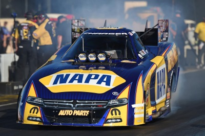 CAPPS TAKES DODGE CHARGER TO SONOMA NHRA NATIONALS FINAL ROUND