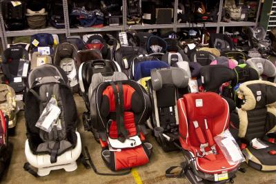 Hey Parents, Your Car Seat Has An Expiration Date