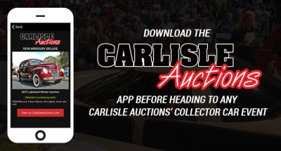Carlisle Auctions – Yea, There's an App for That