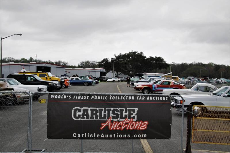 Lakeland Winter Collector Car Auction Sets Records – Sells Cars
