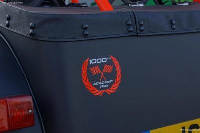 Caterham Academy Creates 1000Th New Racing Driver