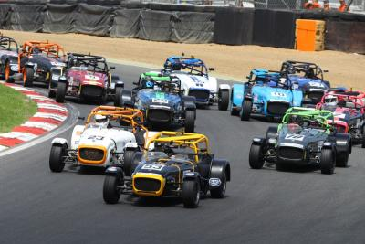Caterham Motorsport Suspends Entries For 2018 Championships Due To High Demand