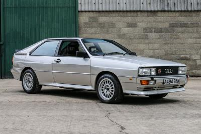CCA Fires Up TV Quattro For Charity Auction