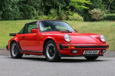Porsches For Every Pocket At The CCA September Sale