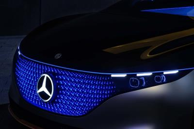 Consumer Electronics Show 2020: Mercedes-Benz Presents An Exceptional Glimpse Into The Future