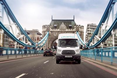 Chariot Shuttle Service Comes To Europe, First Stop London With Four Routes Designed To Ease Travel For Commuters