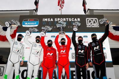 Chaves And Norman Lead BHA Podium Sweep With First IMSA Victory