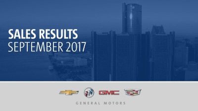 GM Leads Industry On Strength Of Chevrolet And GMC