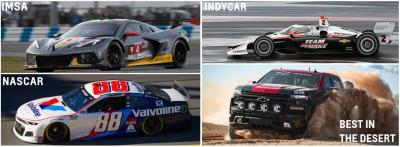 3D-Printed Parts Support Over 80,000 Miles Of Chevrolet Racing