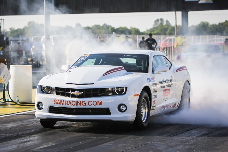 Chevrolet Performance Enhances 2014 NHRA Contingency