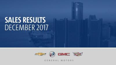 Three-Peat: Chevrolet's Retail Share Grows For Third Consecutive Year – Up 1 Point Since 2015