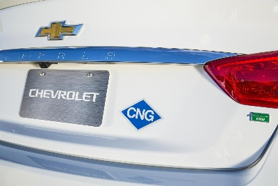 HEY, DOC! SEWAGE, BEER AND FOOD SCRAPS CAN POWER CHEVROLET'S BI-FUEL IMPALA