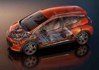 Chevrolet Bolt EV Named To Wardsauto 10 Best Engines List