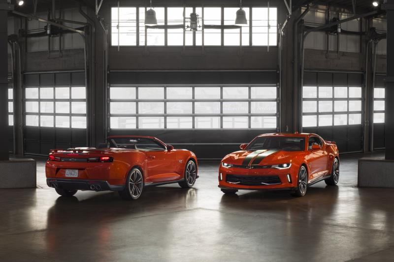 Ordering Opens Feb. 1 For Camaro Hot Wheels Edition