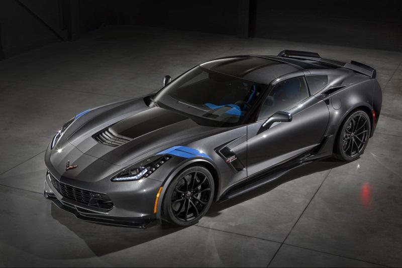 2017 Corvette Grand Sport Priced At $66,445