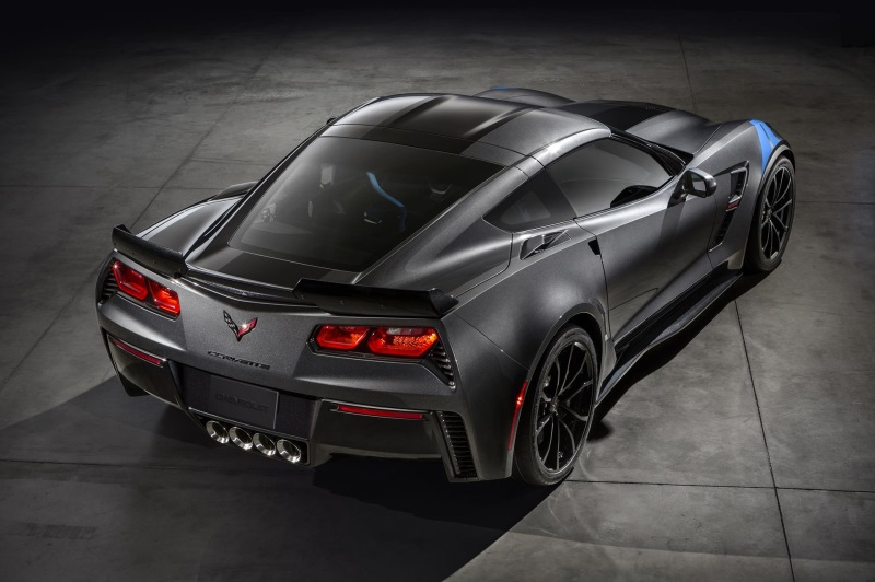 2017 Corvette Grand Sport Priced At $66,445