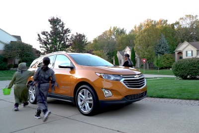 Chevrolet Halloween Tricks To Keep Your Little Ones Safe
