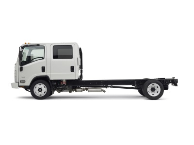CUSTOMERS SELECT CHEVROLET LOW CAB FORWARD FOR EXCELLENT CAPABILITY AND SERVICE