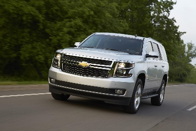 2015 TAHOE AND SUBURBAN ADD CONNECTIVITY, CONVENIENCE