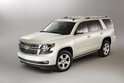 CHEVROLET TAHOE AND SUBURBAN DEMAND EXCEEDING EXPECTATIONS