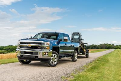 Chevrolet Trucks Place Strong In 2018 Kelley Blue Book Best Resale Value Awards