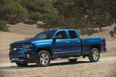 Blue Book Value Truck >> Chevrolet Trucks Place Strong In 2018 Kelley Blue Book Best