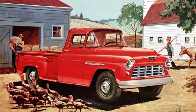 Great Moments In Chevy Trucks Torque History