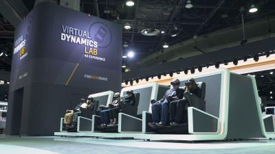 Chevrolet Gives Auto Show Goers Behind-The-Scenes Look At Vehicle Testing