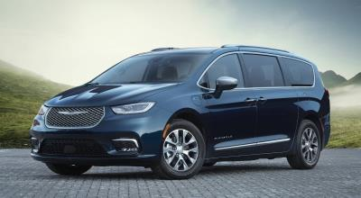 Chrysler Pacifica Reaches New Pinnacle