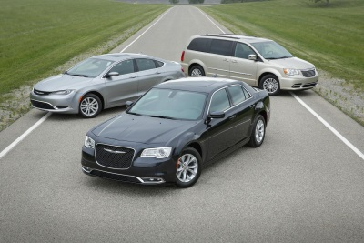 CHRYSLER BRAND CELEBRATES 90 YEARS OF STYLE, ENGINEERING INNOVATION AND GROUNDBREAKING PRODUCTS