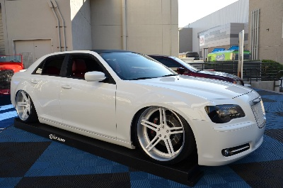 WINNER OF CHRYSLER CUSTOM CHALLENGE NAMED AT SEMA SHOW