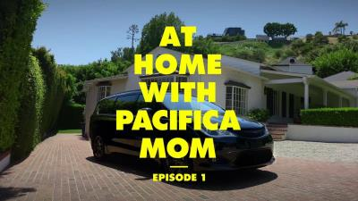 Chrysler Brand Practices Social Distancing In New Social Campaign For The Chrysler Pacifica Starring Actress Kathryn Hahn