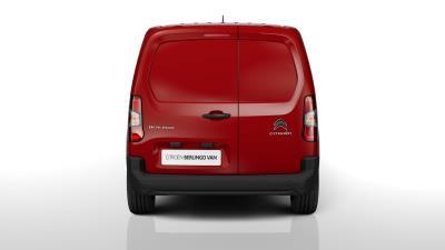 New Citroen Berlingo Van Wins International Van Of The Year 2019