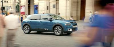 Comfort Is The New Cool: Citroën Launches New C4 Cactus Advertising Campaign