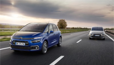 INTRODUCING NEW CITROËN C4 PICASSO & GRAND C4 PICASSO: DESIGNED WITH STYLE & COMFORT IN MIND