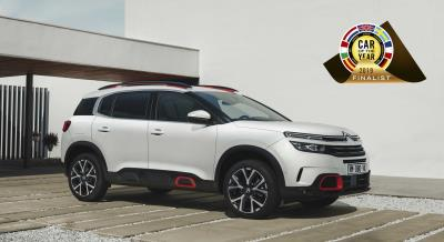 New Citroën C5 Aircross SUV Shortlisted For 2019 Car Of The Year Award